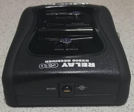 受信機RXS06上部