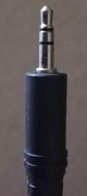 3.5mmステレオミニプラグ